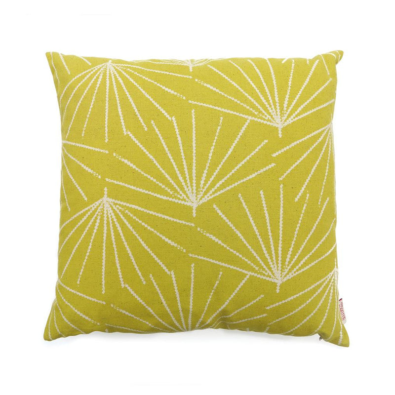 Palmetto Pine Nut Cushion Cover - Artisans Bloom