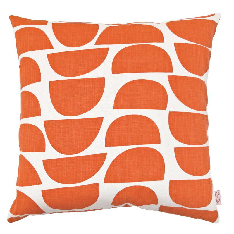 Persimmon Bowls Cushion Cover - Artisans Bloom