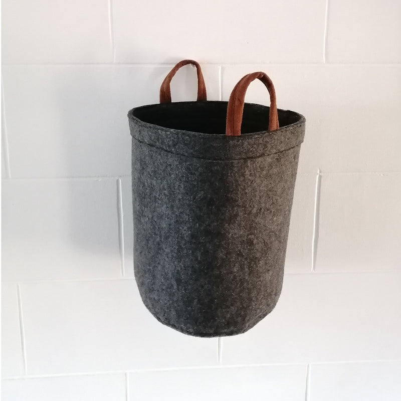 Recycled Plastic Basket - Artisans Bloom