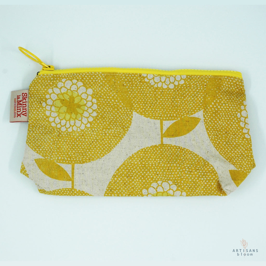 Stashbag - Flower Fields Golden Rod - Artisans Bloom