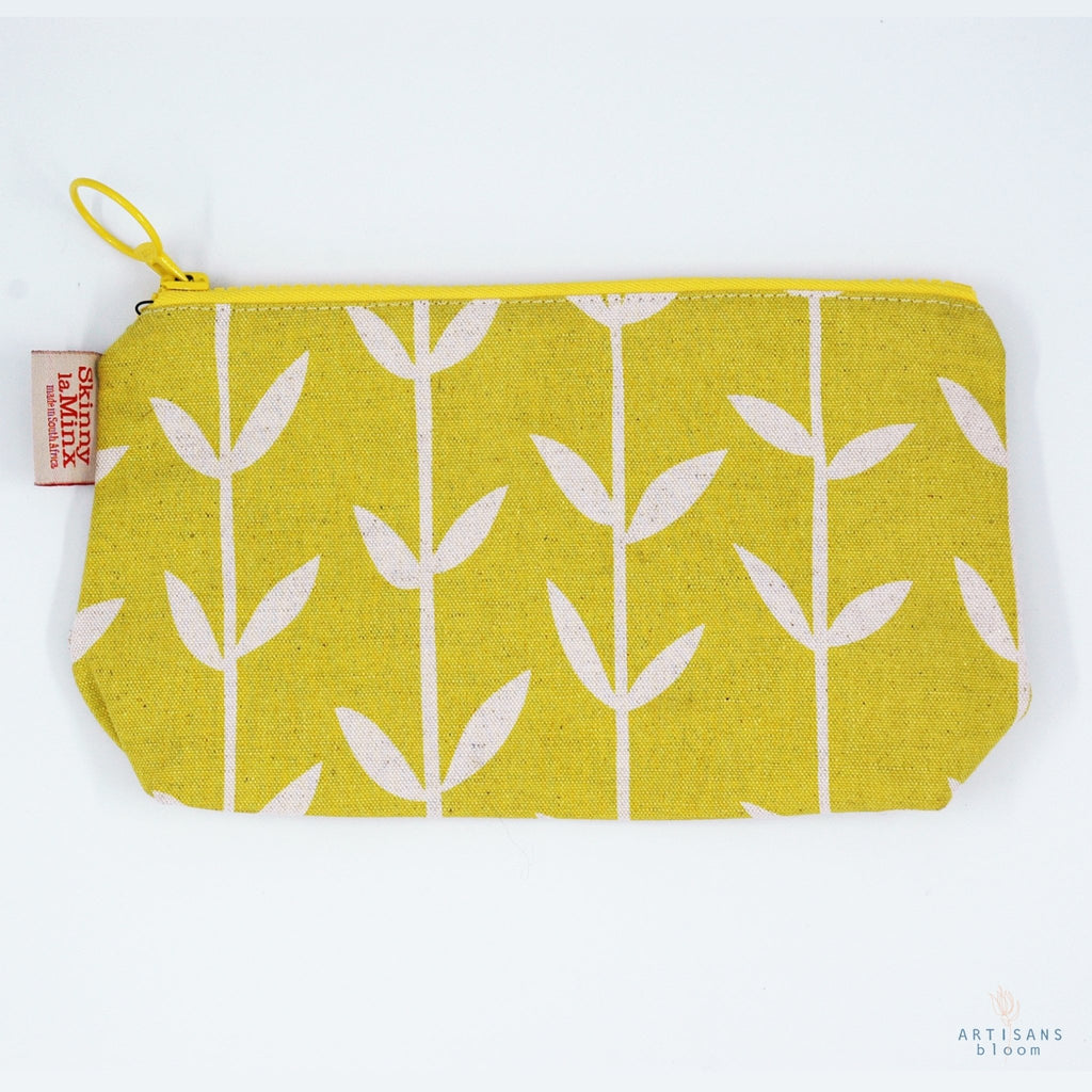 Stashbag - Orla Lemon - Artisans Bloom
