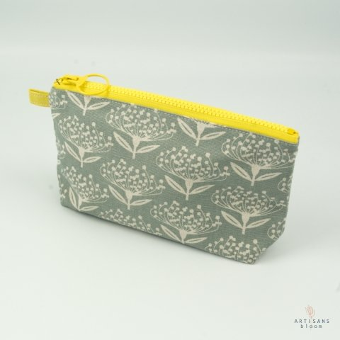 Stashbag - Pincushion Wedgewood - Artisans Bloom