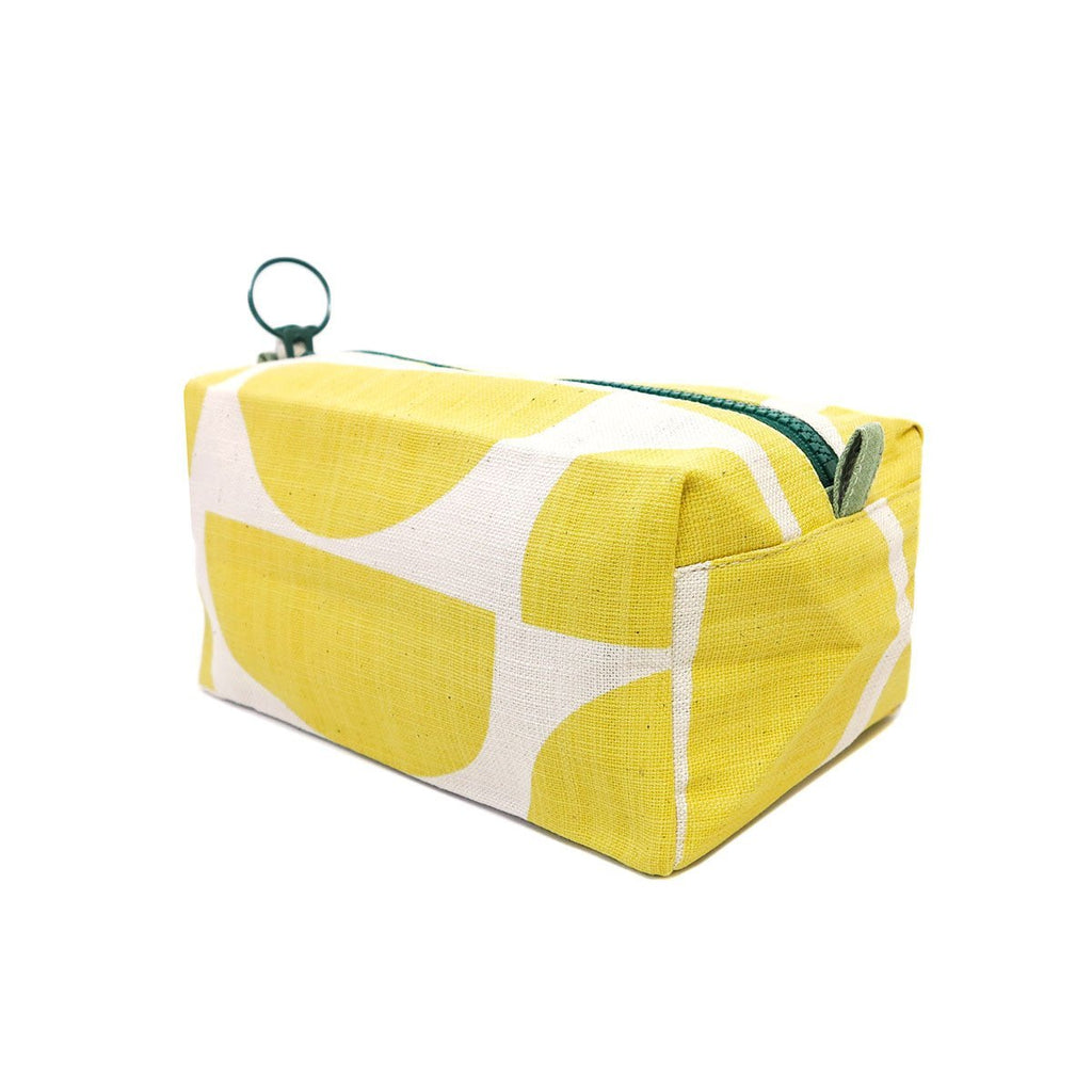Travel Bag - Bowls Lemon - Artisans Bloom