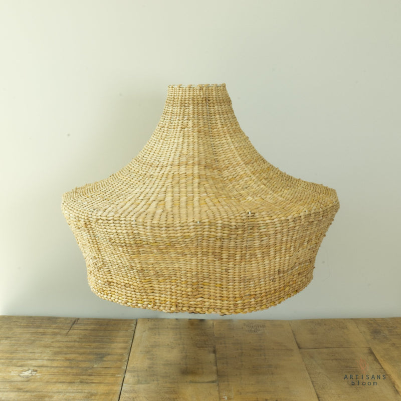 Xhosa Ronadwel Pendant Light Shade - Artisans Bloom