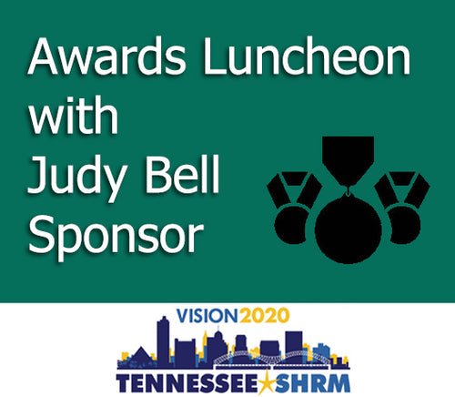 Awards Luncheon Sponsor - 11/3 12:15-2:00PM