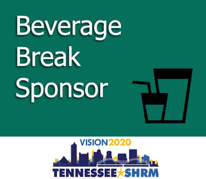 Beverage Break Sponsor - 11/2 3:00-3:15PM
