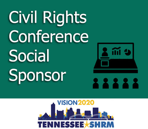 Civil Rights Conference Social Sponsor - 11/2 6:00-8:00PM