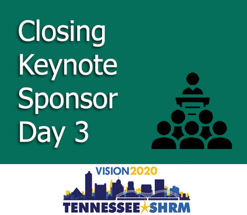Closing Session & Keynote Sponsor - 11/4 11:15-12:00PM