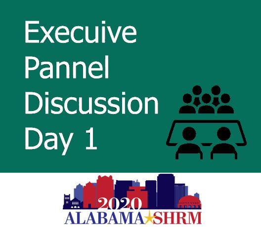 Executive Panel Discussion on May 11th