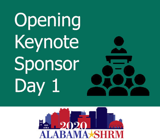 Opening Keynote Sponsor on May 11th