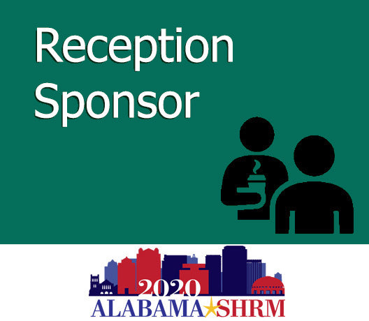 Reception Sponsor on May 11th