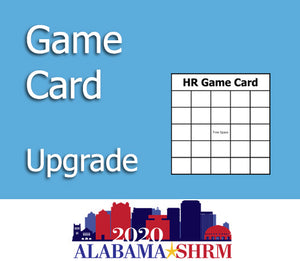 Game Card Upgrade