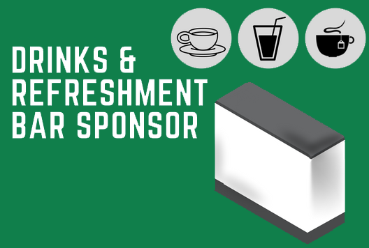 Drinks and Refreshment Bar Sponsor