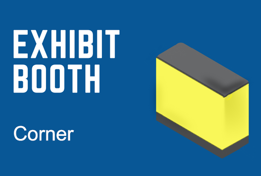 Corner Exhibit Booth Package - 190514