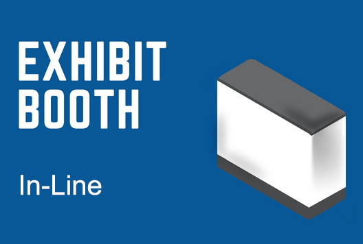 Inline Exhibit Booth Package - 190514