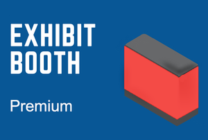 Premium Exhibit Booth Package - 190514