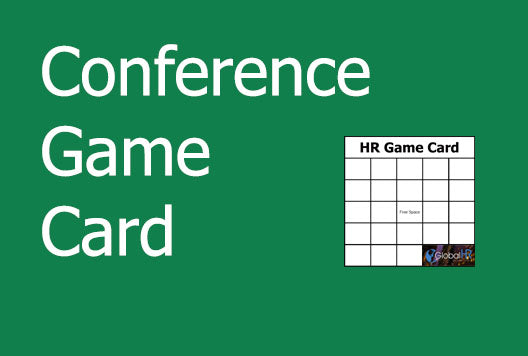 Conference Game Card - 190911