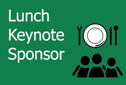 Lunch Keynote Sponsor - 190514