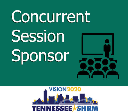 Concurrent Session 2c Sponsor - 11/2 3:15-5:00PM