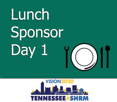 Lunch Session Sponsor - 11/2 12:00-1:15PM