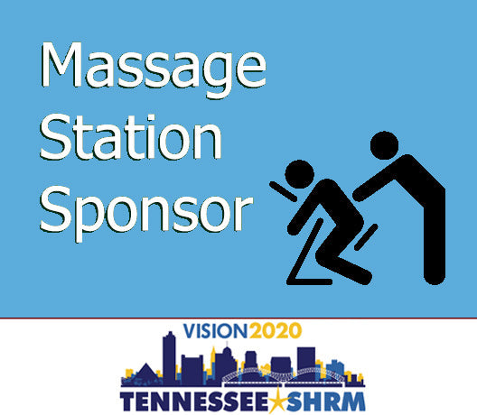Massage Station Sponsor