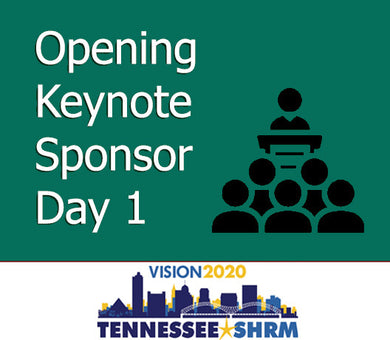 Opening Session & Keynote Sponsor - 11/2 9:00-10:15AM