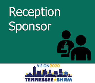 Reception Sponsor - 11/1 5:30-7:30PM