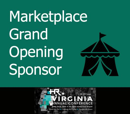 Marketplace Grand Opening Sponsor