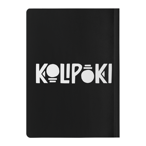 Kolipoki Paperback Journal (Black)