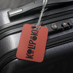 Kolipoki Luggage Tag (Red)