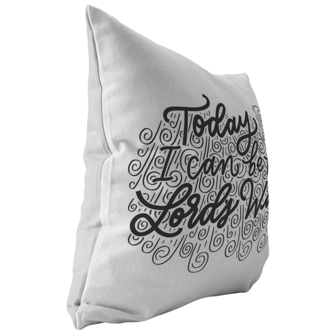 Lord's Wind Pillow (& Pillow Cover)