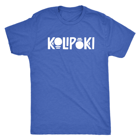 Image of Kolipoki Men's Vintage T-Shirt (Super Soft, 5 Colors)