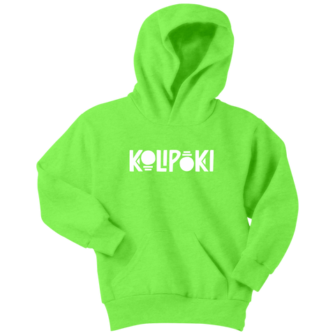Image of Kolipoki Youth Hoodie (13 Colors)