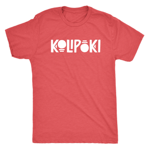 Kolipoki Men's Vintage T-Shirt (Super Soft, 5 Colors)