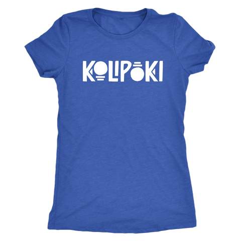 Kolipoki Women's Vintage T-Shirt (Super Soft, 10 Colors)