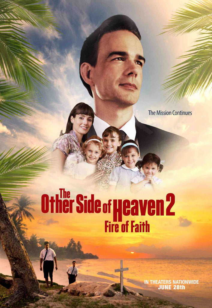 El Paso TX - Theater Tickets (The Other Side of Heaven 2)