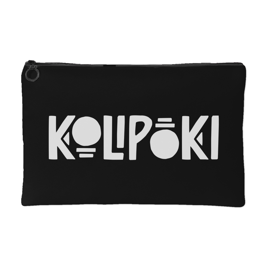 Kolipoki Travel Pouch (Black)