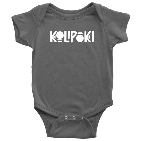 Image of Kolipoki Baby Onesie (10 Colors)