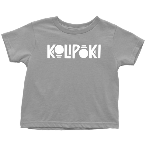 Image of Kolipoki Toddler T-Shirt (11 Colors)