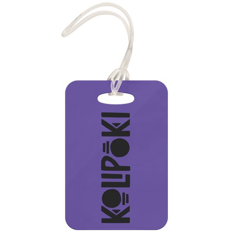 Kolipoki Luggage Tag (Purple)