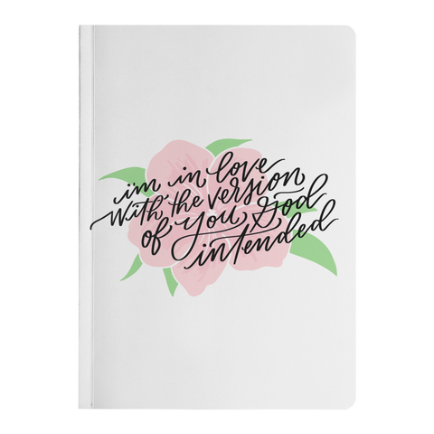 God Intended Paperback Journal