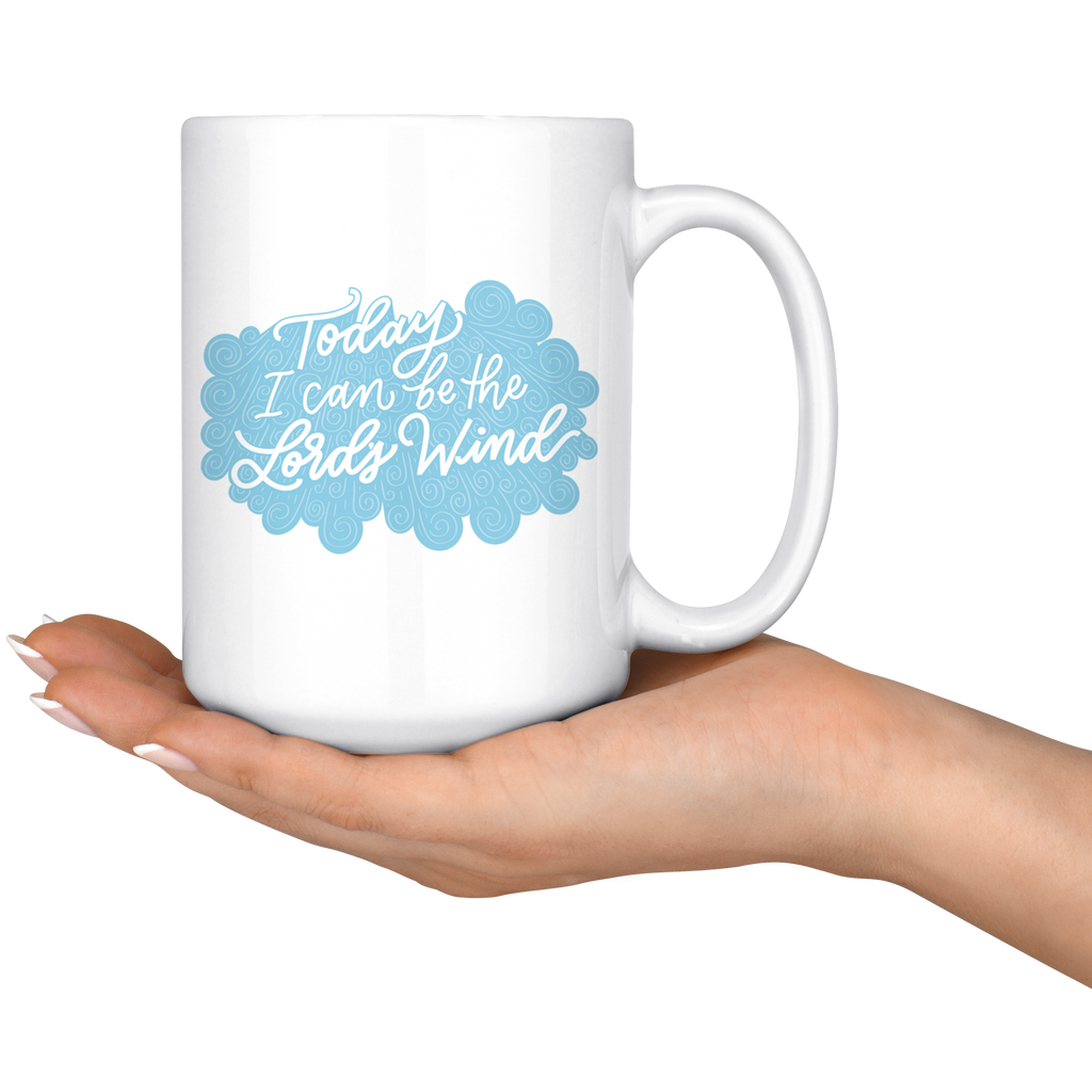 Lord's Wind Large Mugs (2 Colors)