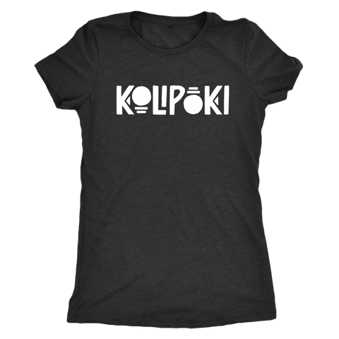 Image of Kolipoki Women's Vintage T-Shirt (Super Soft, 10 Colors)