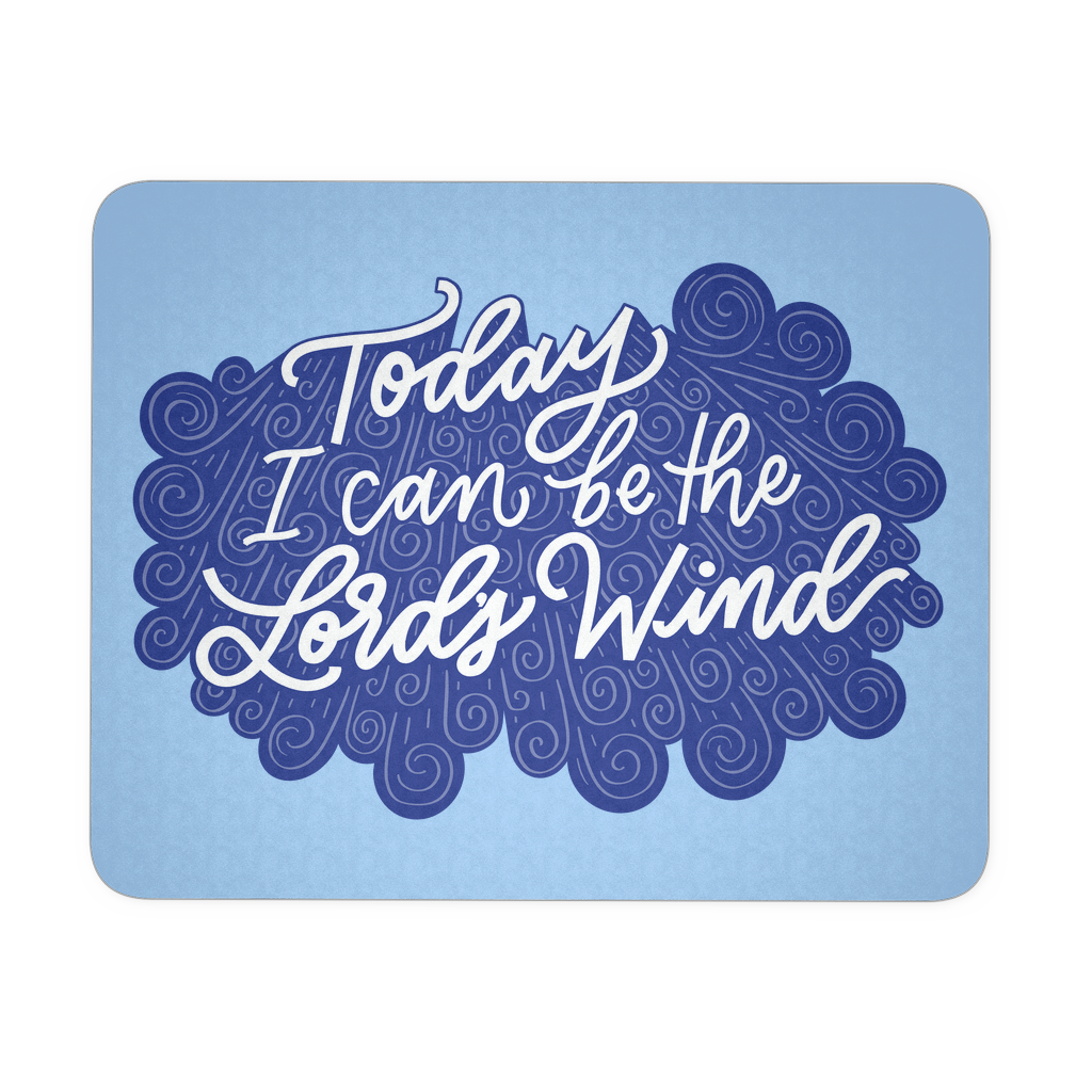 Lord's Wind Mouse Pad (2 Colors)