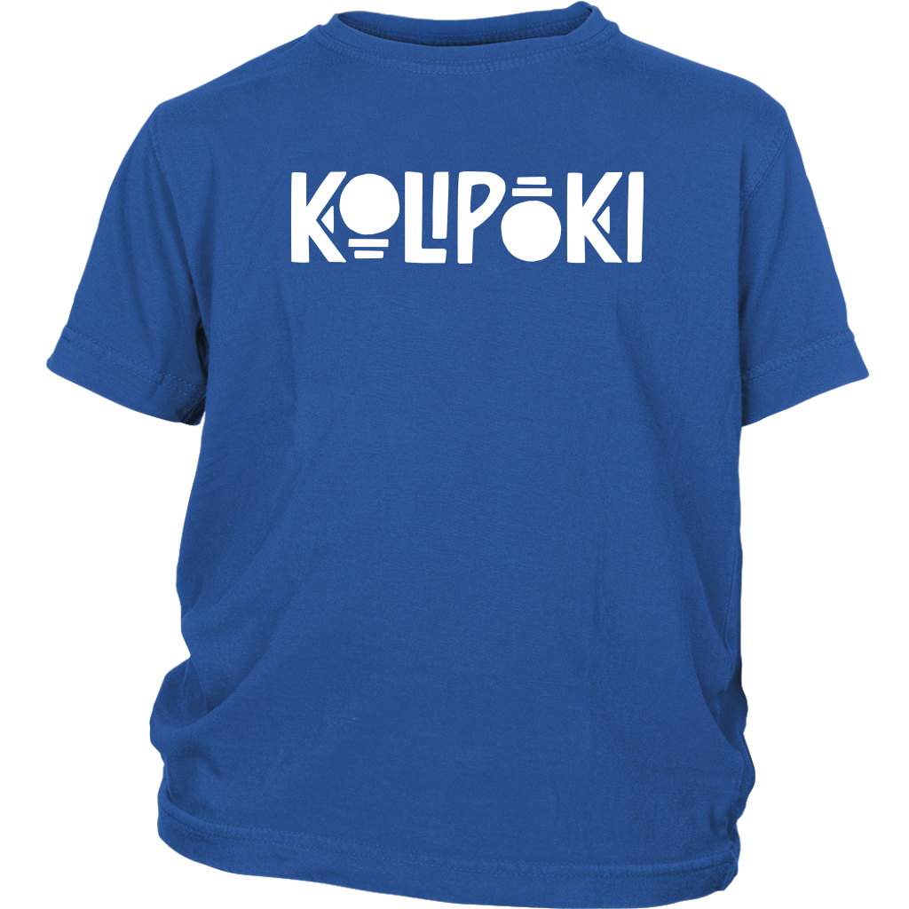 Kolipoki Youth T-Shirt (4 Colors)
