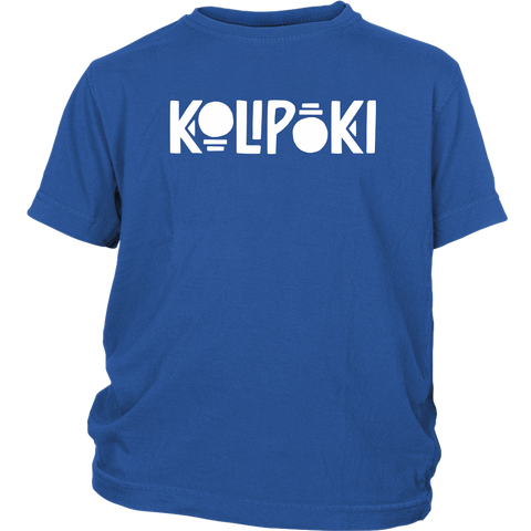 Image of Kolipoki Youth T-Shirt (4 Colors)
