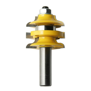 412413 Stacked Rail & Stile Bit - Traditional Ogee