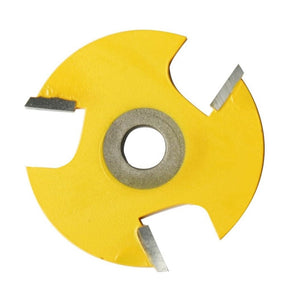 "704811 3-Wing Slot Cutter, 3/32"" Length"