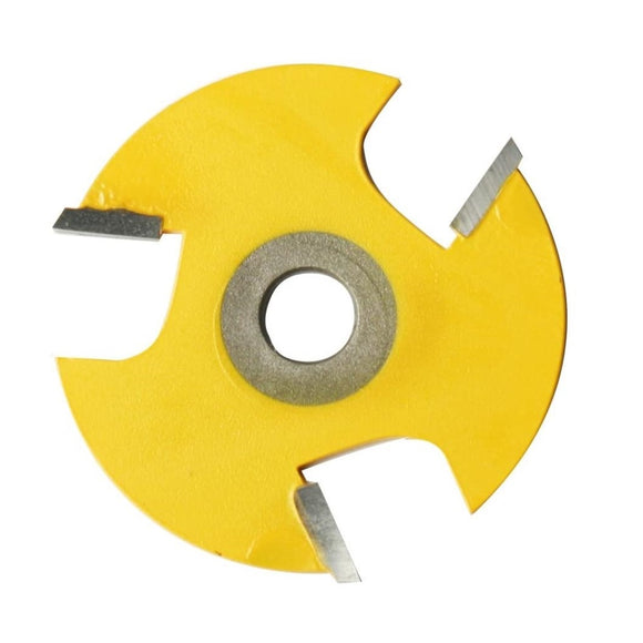 704811 3-Wing Slot Cutter, 3/32