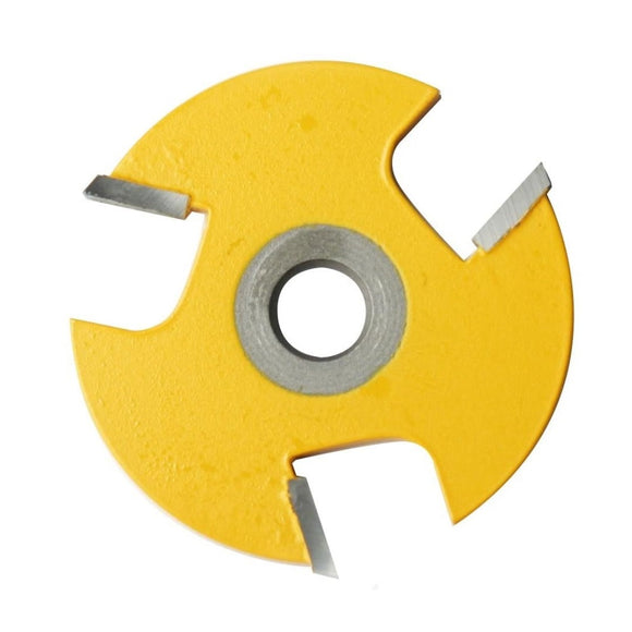 704831 3-Wing Slot Cutter, 5/32